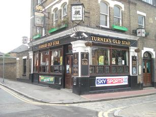 Turners Old Star