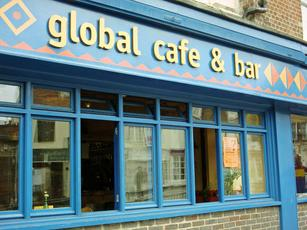 RISC Global Cafe and Bar