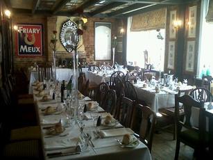 Royal Coach Dining Room Gluten Free