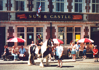 Sun and Castle