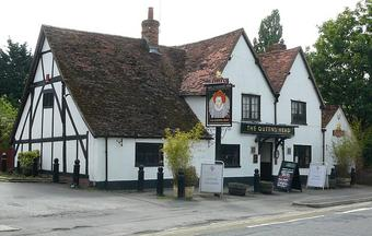 Image result for the queens head crowmarsh gifford