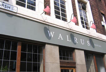 Walrus Bar and Hostel