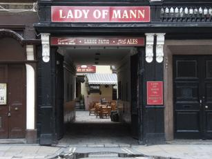 Lady of Mann