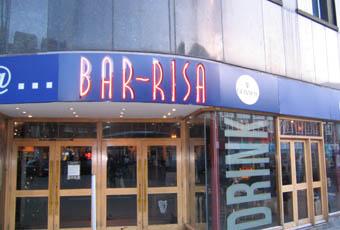 Jongleurs / Bar Risa