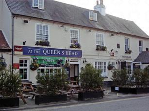 queens head weybridge surrey kt13 8xs pub details. Black Bedroom Furniture Sets. Home Design Ideas