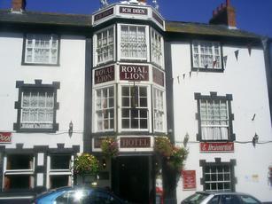 User Reviews Of The Royal Lion Hotel Lyme Regis