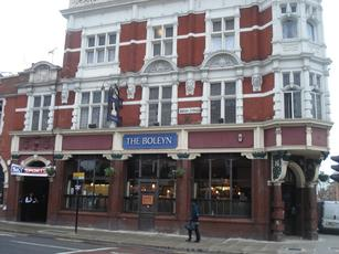 Boleyn Tavern
