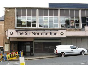 Sir Norman Rae