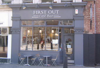 First Out Cafe Bar