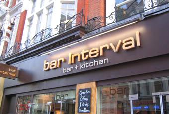Bar Interval