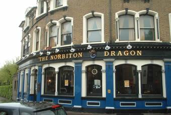 Norbiton and Dragon