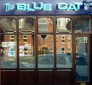 BlueCat Cafe Bar
