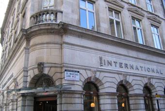 International Restaurant and Bar