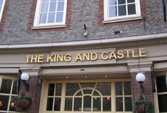 King and Castle