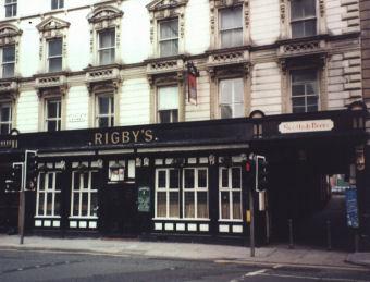 Thomas Rigby's