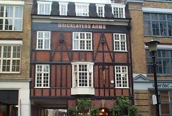 Bricklayer's Arms London
