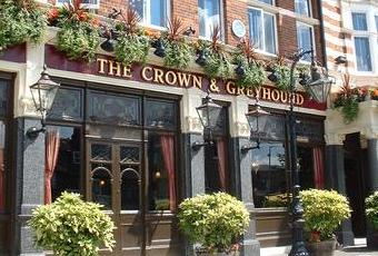 Crown and Greyhound