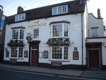 Gillygate