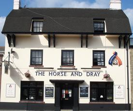 Horse & Dray