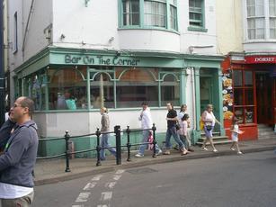 Bar On The Corner