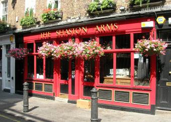 Shaston Arms