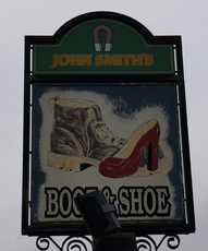 Boot Shoe Ackworth