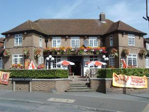 Sir Winston Churchill Loughton Essex Ig10 3sp Pub