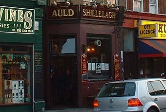 Auld Shillelagh
