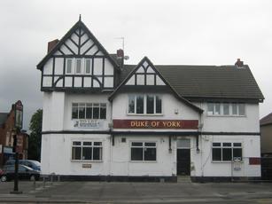 Duke Of York Wakefield West Yorkshire Wf1 5ap Pub