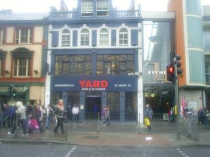 Yard Bar and Kitchen