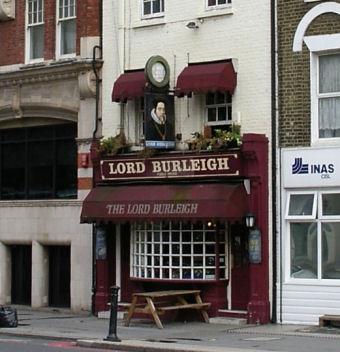 Lord Burleigh
