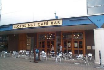 Lloyds No. 1 Cafe Bar