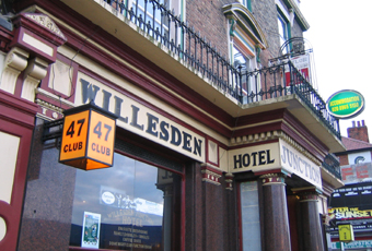 Willesden Junction Hotel