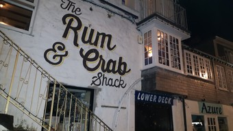 Rum and Crab Shack