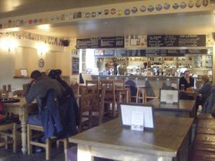 Tweedies Bar at Dale Lodge Hotel