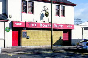 Boars Rock