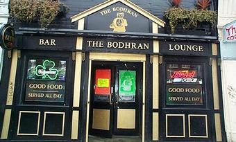Bodhran Bar