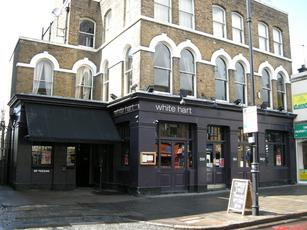White Hart Stoke Newington London N16 8el Pub Details