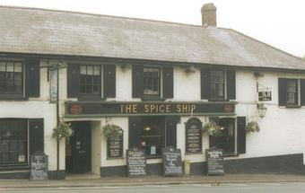 Spice Ship