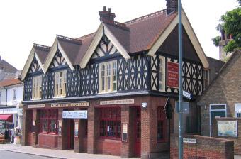 Whistlestop Inn