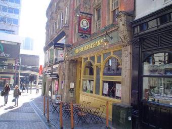 Shakespeare Inn
