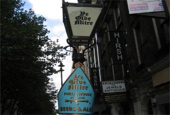 Ye Old Mitre