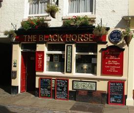 Black Horse Vaults
