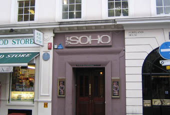 Soho Wine Bar