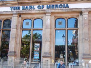 Earl of Mercia