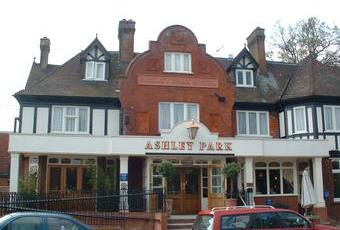 Ashley Park Hotel Walton On Thames Surrey Kt12 1jp Pub