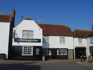 Ye Olde Smugglers Inn
