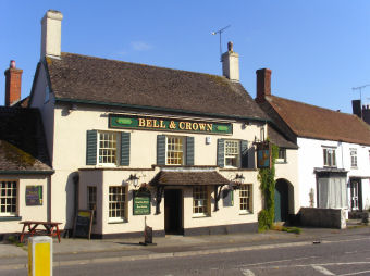 Bell and Crown