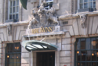 Browns Restaurant and Bar