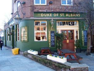 Duke of St Albans